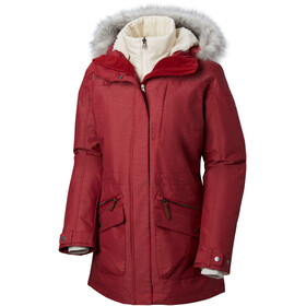 Columbia Carson Pass IC Jacket Women beet